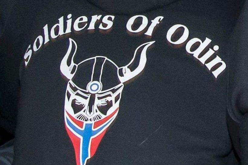 Odini sõdurid astusid naise kaitseks välja, politsei kahtlustab neid vägivallas