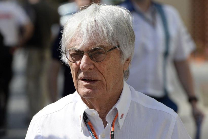 Bernie Ecclestone: F1 on nagu Rolling Stones ilma Mick Jaggerita