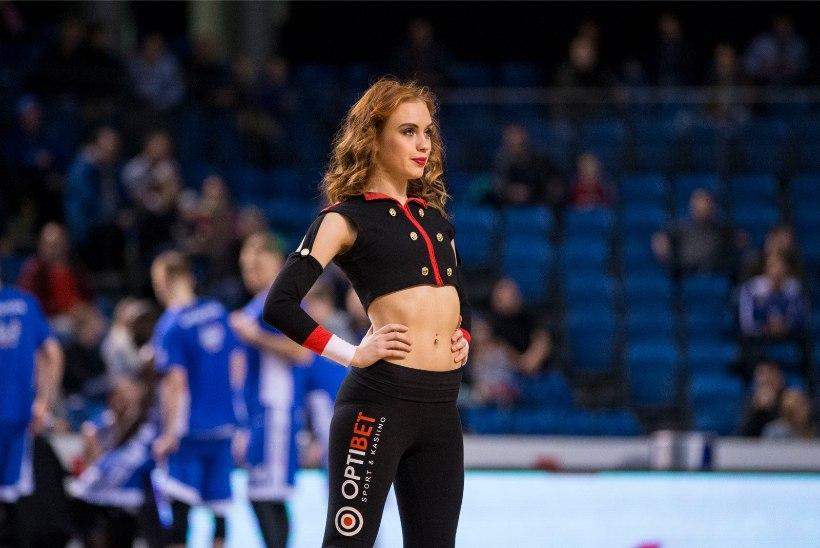 GALERII | Kalev/Cramo tantsutüdrukud teevad sombuse päeva vähemalt kümme korda paremaks