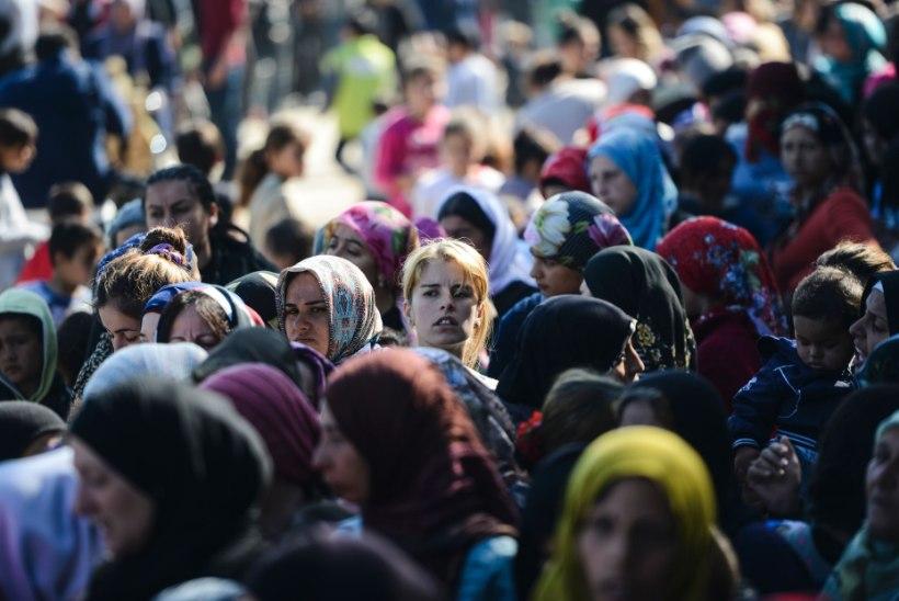Kreeka saadab pagulased Türki