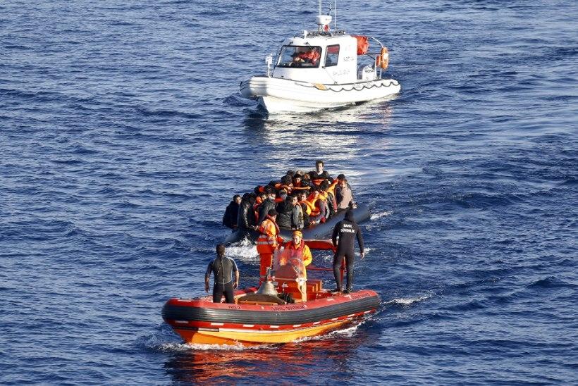 Inimõiguste organisatsioon: Türgi saadab süürlased vägisi kodumaale tagasi