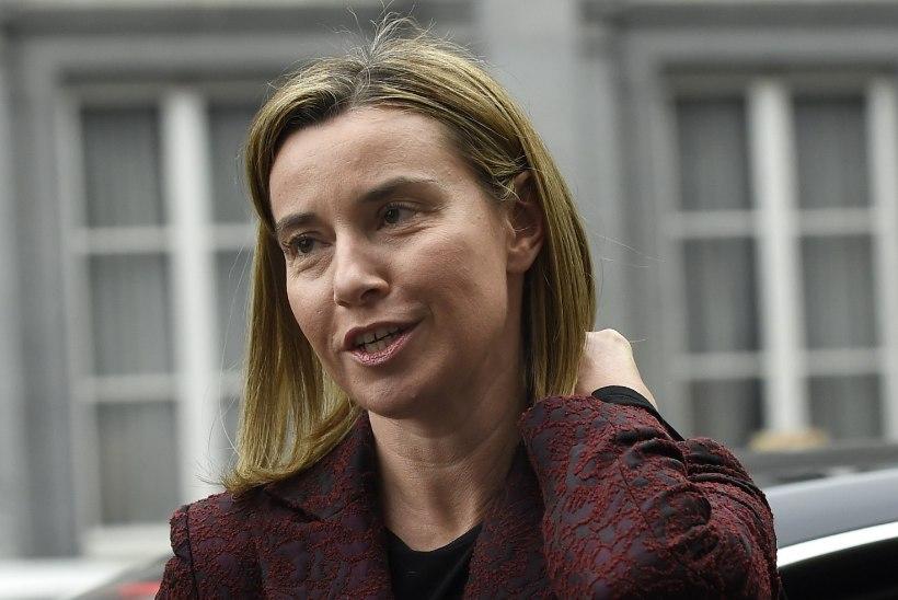 Europarlamendi liikmed Frederica Mogherinile: Iraanis vajavad erilist tähelepanu naiste ja vähemuste õigused
