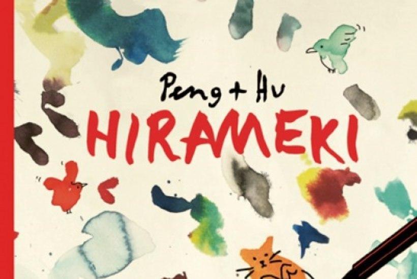 """""""Hirameki"""" – kritseldamist jagub nii väiksele kui suurele"""