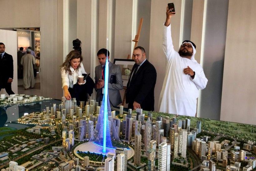 Dubai kavandab rekordpilvelõhkujat