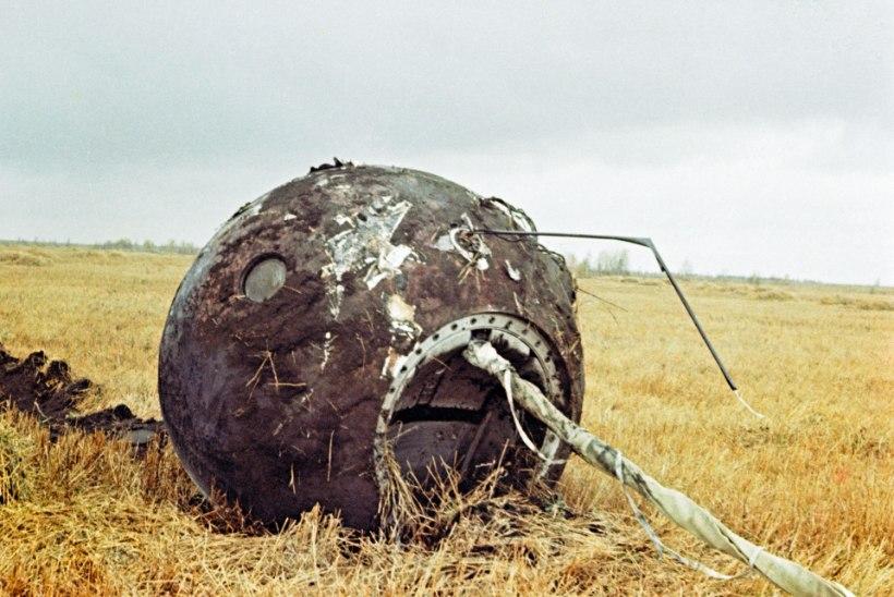 Gagarin ei lennanudki kosmosesse esimesena? Et seda varjata, ta tapeti?