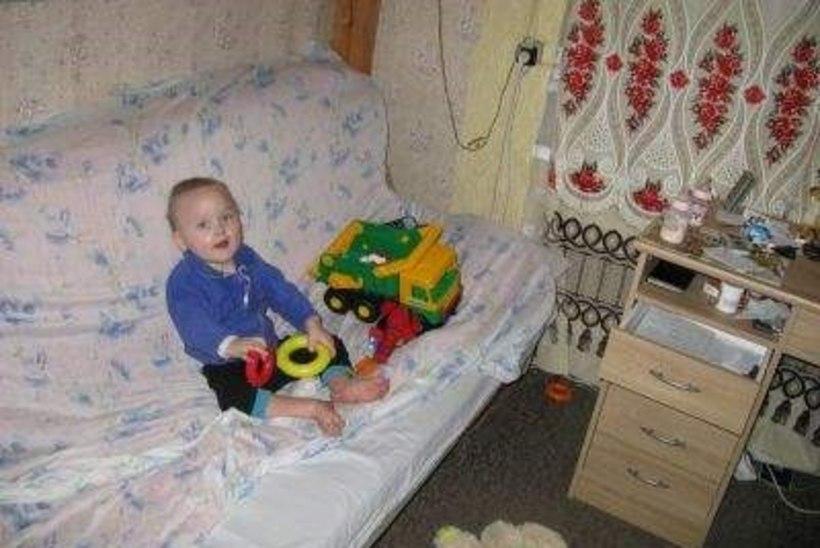 Lastefond toetab raske puudega pisipoisi transporti taastusravisse ja arsti juurde