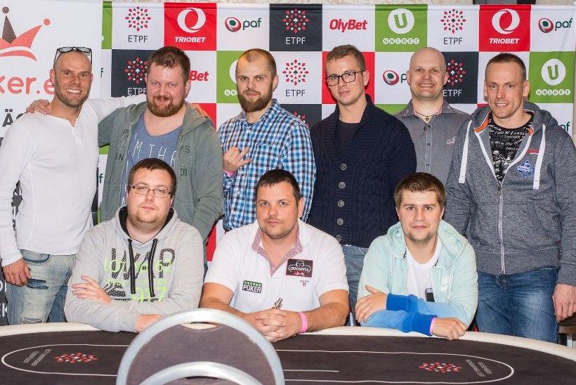 OHOH! Vutiäss Joel Lindpere jõudis pokkeri Eesti MV finaali! Esikoht tooks viiekohalise auhinnaraha!