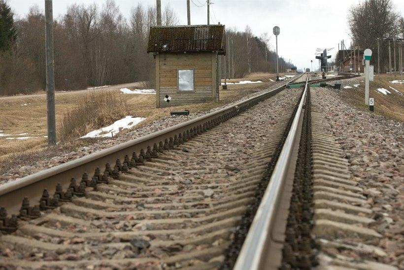 Venemaa otsus Eestis raudteevedude mahtu vähendada toob ilmselt kaasa koondamisi
