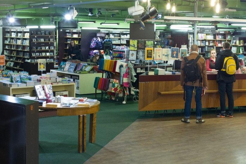 Kas maailma parim raamatupood asub Eestis? Tõde selgub täna!