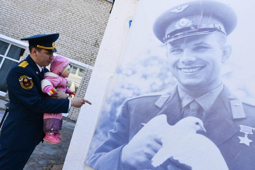 GALERII   Venemaa tähistab: 55 aastat Gagarini kosmoselennust
