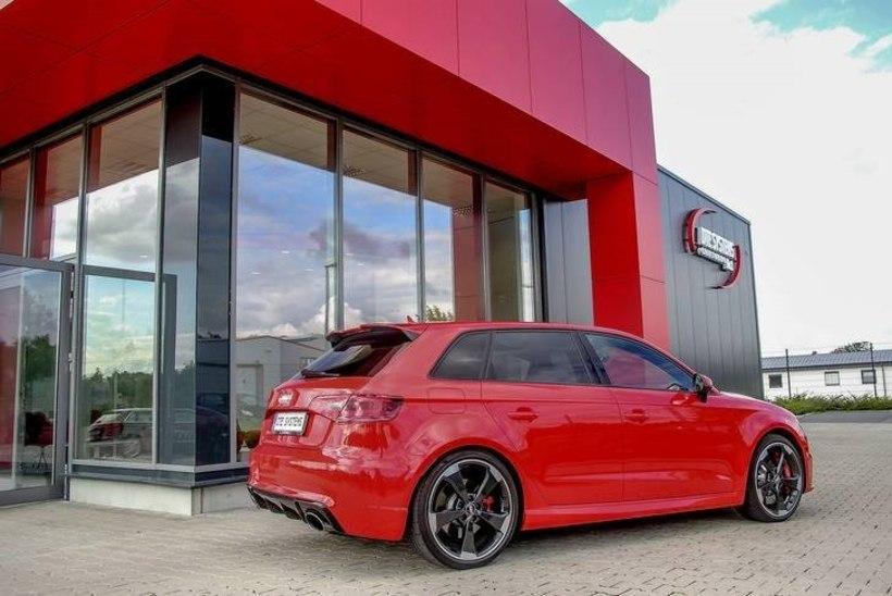 Audi TT RS ja RS3 sedaan võivad saada uue 2,5-liitrise ajami