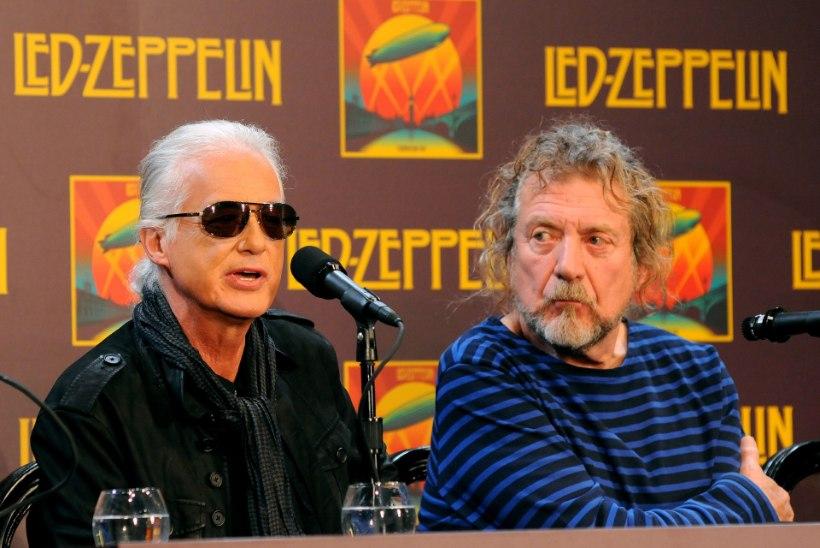 Led Zeppelini kahtlustatakse plagiaadis