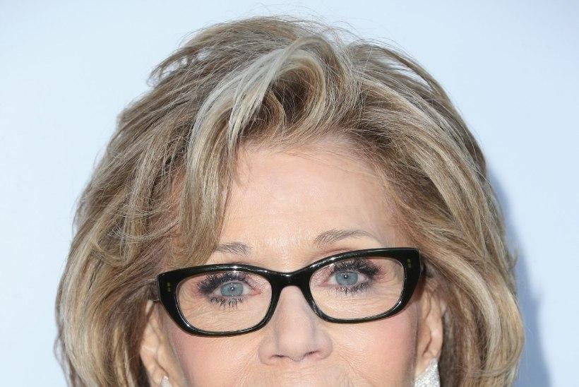 Jane Fonda süüdistab buliimias isa