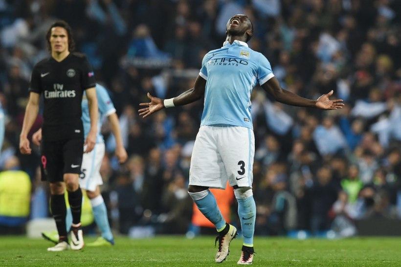 GALERII JA VIDEO | City alistas PSG ja pääses esimest korda Meistrite liiga poolfinaali