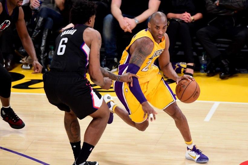 Henry Rull | Karjääri viimases mängus 60 punkti visanud Must Mamba palliplatsil enam ei salva – milliseks jääb Kobe Bryanti pärand?