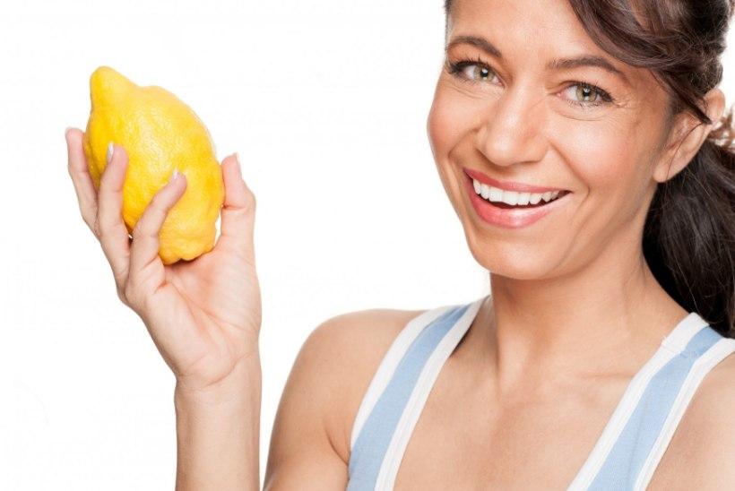 Sidruni nuusutamine peletab astmat ehk ootamatud faktid puuviljade mõjust tervisele