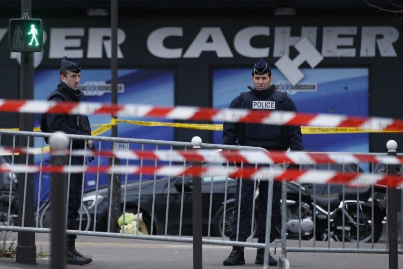 Hispaania politsei vahistas Pariisi koššeripoe terroristi relvavarustaja