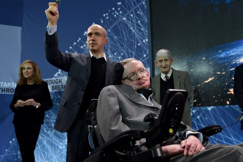 Hawking ja Vene miljardär saadavad tillukesed kosmoselaevad meile lähimat tähesüsteemi avastama