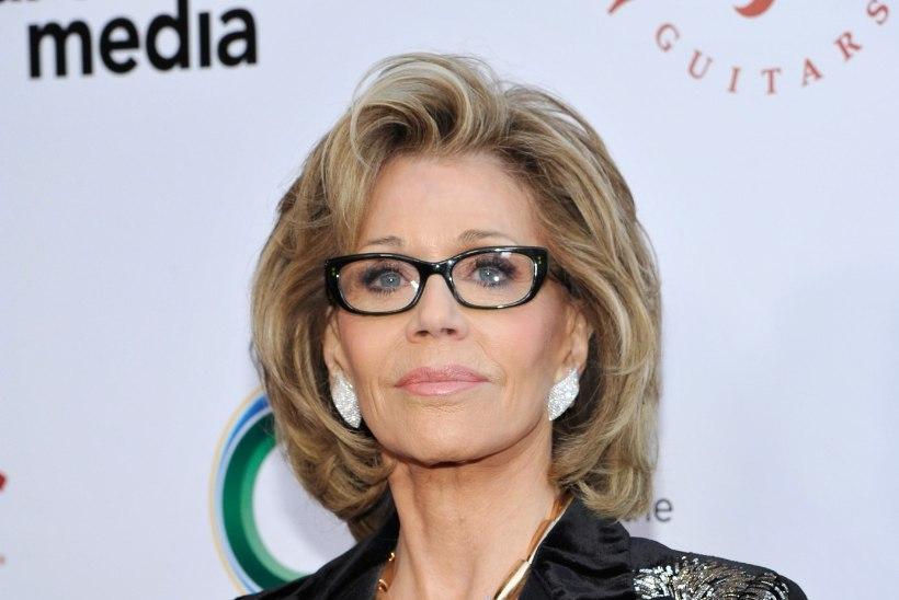 """Jane Fonda karm ülestunnistus: """"Oksendasin 20 korda päevas."""""""