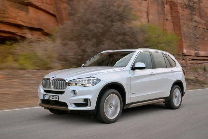 Uus BMW X5 võib valmida järgmiseks aastaks