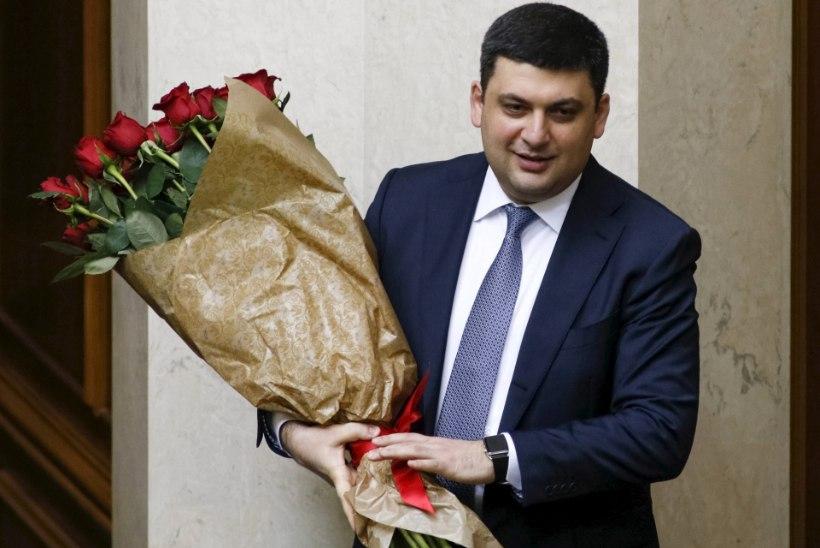 Ukraina sai eile uue valitsuse