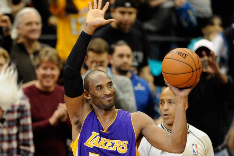 Martin Müürsepp karjääri lõpetanud Kobe Bryantist: ta on parim võimalik koopia Michael Jordanist