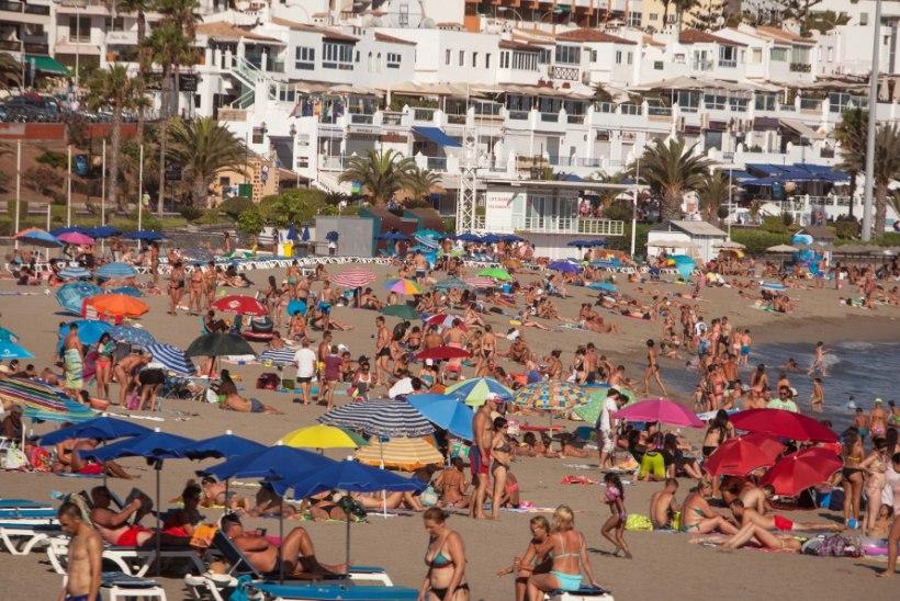 Tenerifel kukkus kokku korrusmaja, on vigastatuid