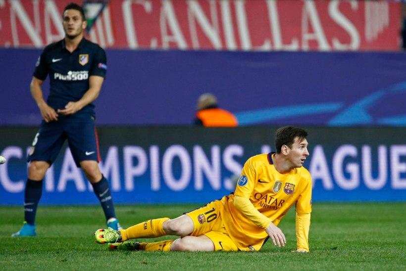 JAHT PARIMA JALGPALLURI TIITLILE: Ronaldo kullas? Messi mullas!