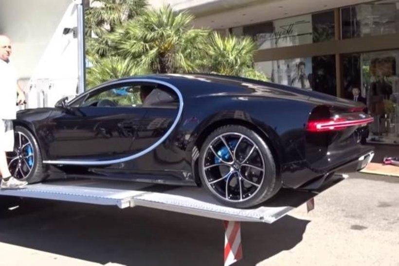 Video: Bugatti Chiron saabub Monaco esindusse