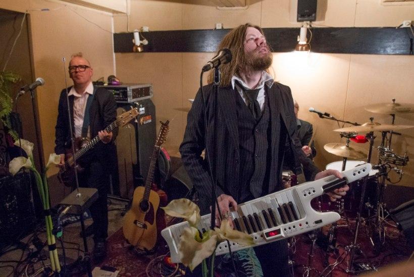 Kosmikud: Jörbergiga on lahe koos musitseerida