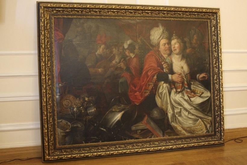 NAGU NAKSTI! Ukraina leidis kümmekond aastat tagasi Hollandist varastatud maalid