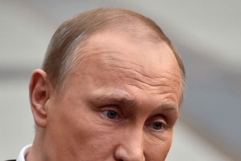 Putin valetas räigelt rahvale