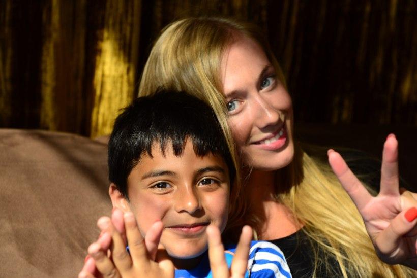 CHARLENE RENNIT: hoolitsen Dubais üheksaaastase poisi eest, kellest vanemad ei  hooli