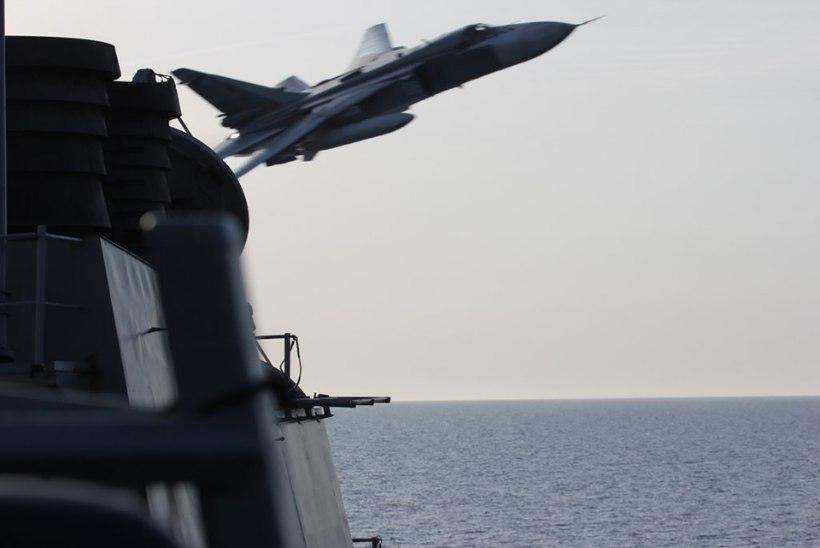 USA välisminister hoiatas Venemaad