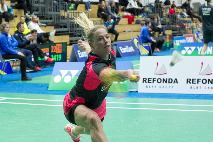 Olümpiale pürgiv Kati Tolmoff teenis kaugel Peruus väärt lisapunkte