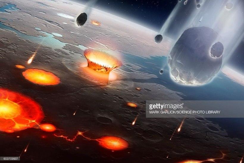 Kas maailmalõpp võib saada alguse kosmosest?
