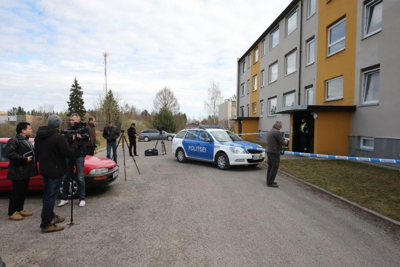 FOTOD SÜNDMUSKOHALT | Viljandis hukkus tulistamises mees