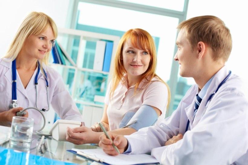 Tallinna Tervishoiu Kõrgkool ootab homme kõiki tervisepäevale