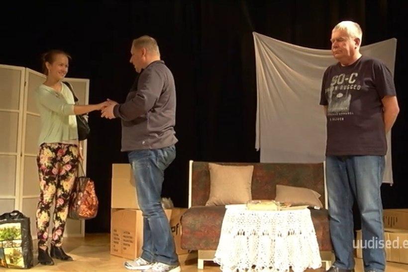 TV3 VIDEO   Inga Lunge: oleks tore, kui inimesed satuksid tihedamini teatrisse ja näeksid, et näitlejad mängivad erinevaid rolle