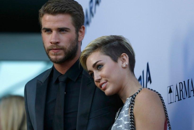 Miley Cyruse väidetav peigmees eitab kihlumist