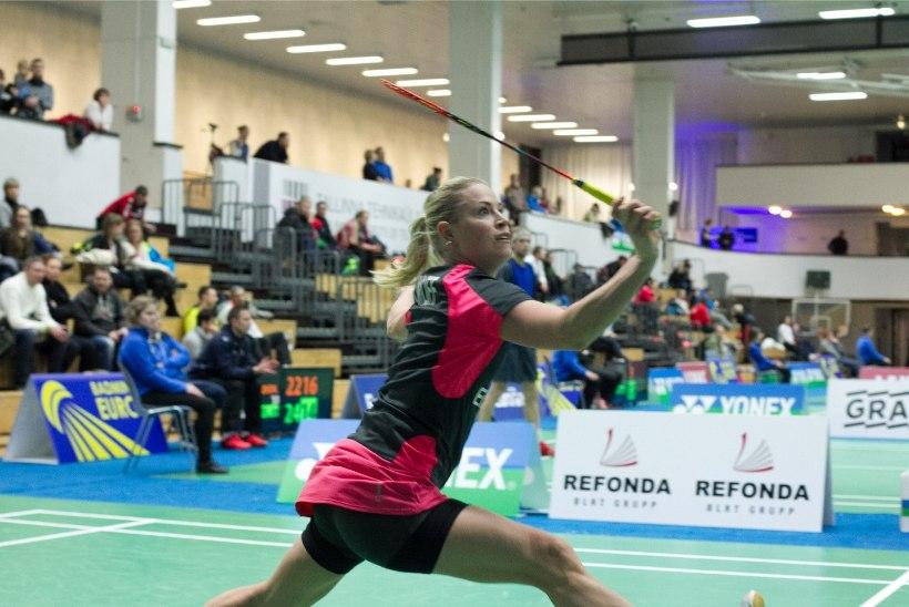 Kati Tolmoff jõudis Peruus poolfinaali