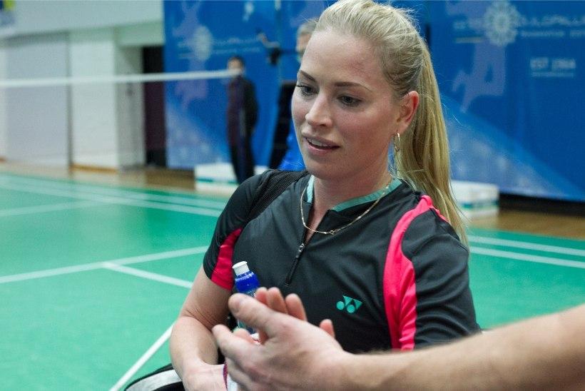 Kati Tolmoff kaotas, kuid poolfinaalikoht aitas teda olümpiale tublisti lähemale