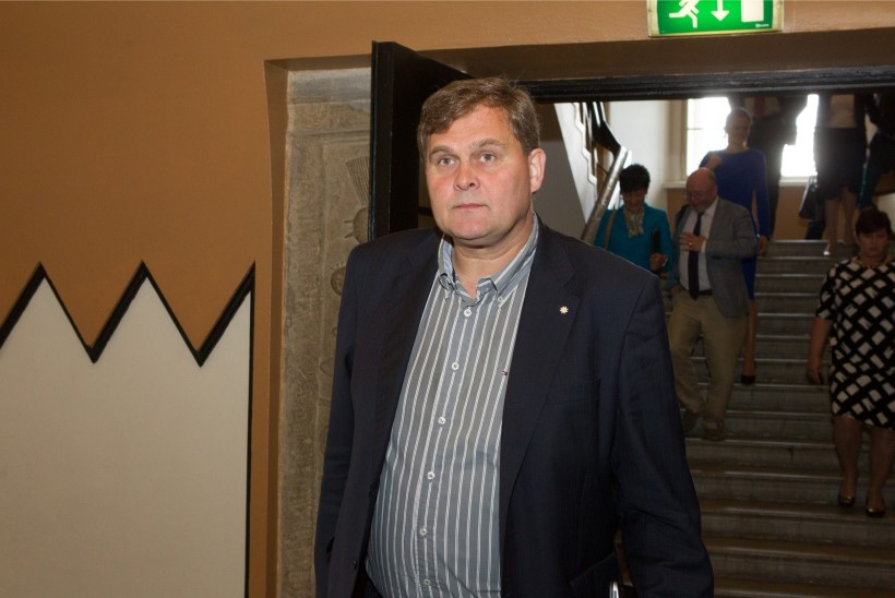 Raivo Aeg: Vene eriteenistuste värbamine käib täie hooga