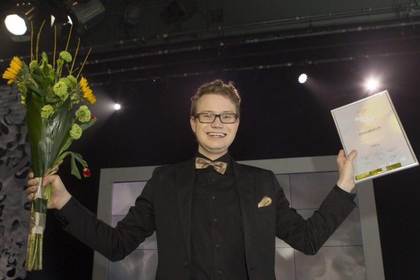 """KLASSIKATÄHT 2016 - PIANIST STEN HEINOJA: """"Võit võttis pildituks!"""""""