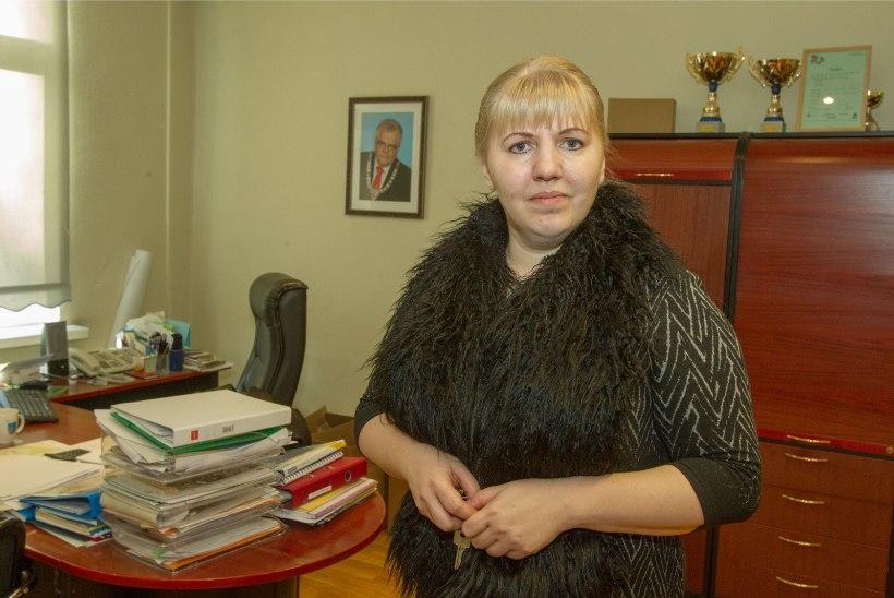 Karin Tammemägi vaidlustas ametist vabastamise kohtus