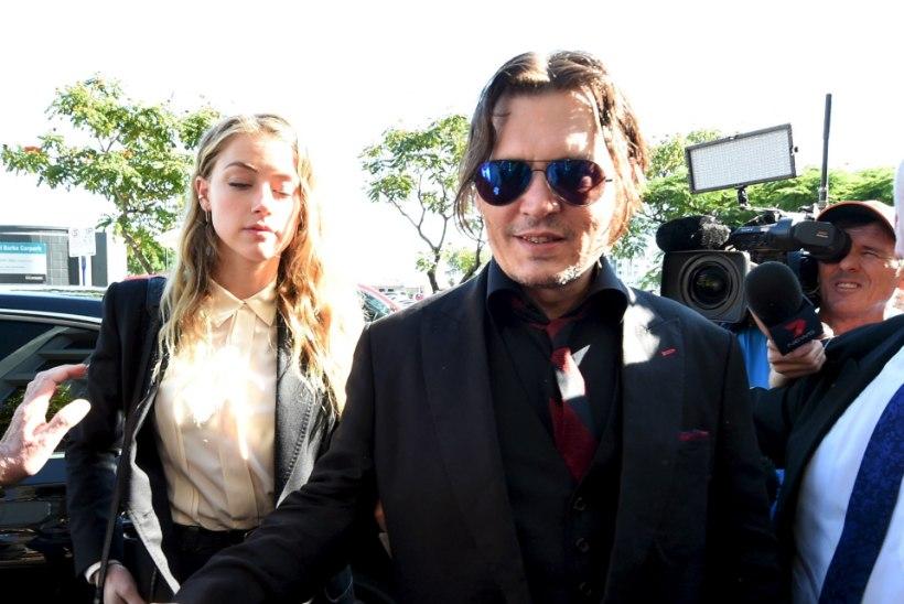 VIDEO | Johnny Depp ja ta naine avaldasid kentsaka patukahetsuse