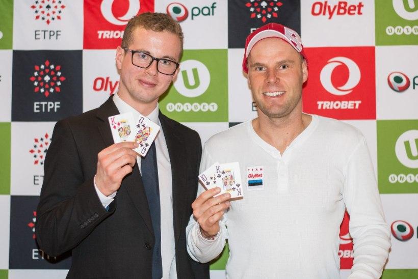 Joel Lindpere võitis pokkeri Eesti meistrivõistlustel kõrge autasu ja suure auhinnaraha!