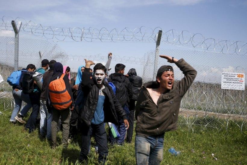 Helmut Kohl: Euroopa ei tohi miljoneid põgenikke vastu võtta