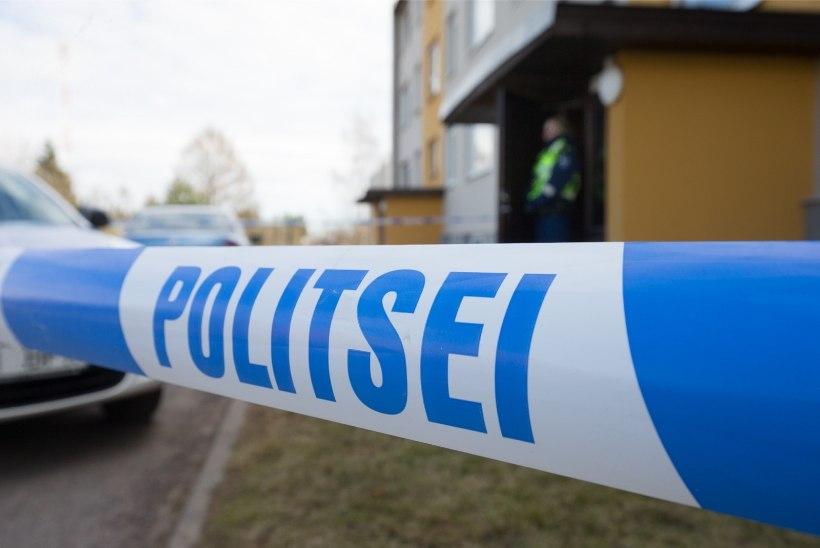 Viljandis mehe tapnud kurjategija tulistas esmalt läbi ukse naist ja last