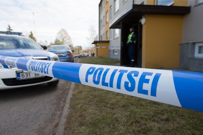 Viljandis mehe tapmises kahtlustatav kasutas tulistamiseks endisest politseinikust lähedase relva